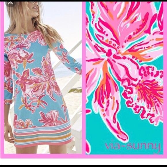 f0a83a71cd6c36 Lilly Pulitzer Dresses | Lily Pulitzer Seconds Linden Dress | Poshmark